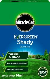 Miracle-Gro Shady Lawn Seed - 420gm