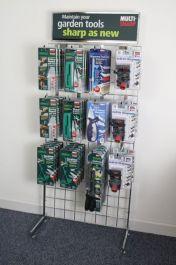 Multisharp Sharpeners Display Stand