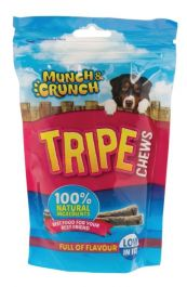 Munch & Crunch Tripe Chews - 200g
