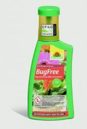 Neudorff Bugfree Bug & Larvae Killer - 250ml Concentrate
