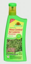 Neudorff CleanLawn Organic Moss Control For Lawns - 1L Concentrate
