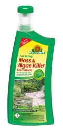 Neudorff Organic Moss & Algae Killer - 1L Concentrate