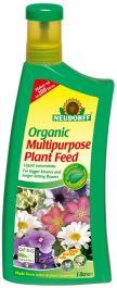 Neudorff Organic Multi Purpose Plant Feed - 1L Concentrate