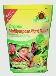 Neudorff Organic Multi Purpose Plant Food - 1.25kg
