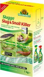 Neudorff Sluggo Slug & Snail Killer - 1kg