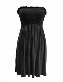 New Women's Sheering Boob Ladies Vest Top Black colour