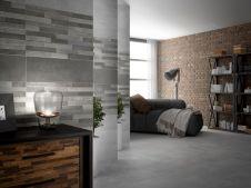 Newker Casale Grey Wall Tile 20 x 60cm - 1.08m2