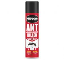 Nippon Ant & Crawling Insect Killer - 300ml Aerosol