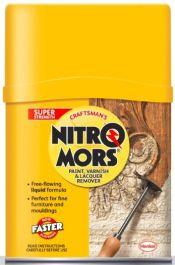 Nitromors Craftsman's Paint, Varnish & Lacquer Remover - 375ml