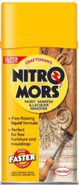 Nitromors Craftsman's Paint, Varnish & Lacquer Remover - 750ml