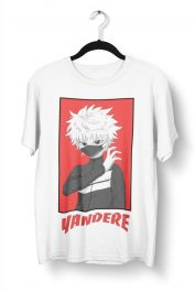 O Assassin / Yandere | White Tee