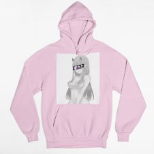 O Be My Darling Rose Hoodie
