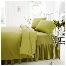 PERCALE VALANCE SHEET GREEN