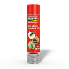 Pest-Stop Wasp & Flying Insect Killer Spray - 300ml