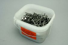 Picardy Annular Ring Nails - 25x20mm | Pack of 2.5kg