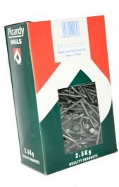 Picardy Round Wire Nails - 65x335mm | Pack of 2.5kg