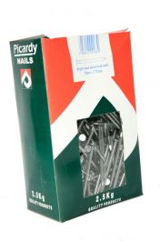 Picardy Round Wire Nails - 75x375mm | Pack of 2.5kg