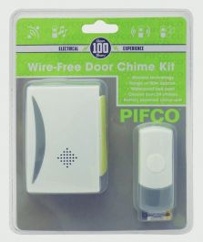 Pifco Wirefree Door Chime Kit