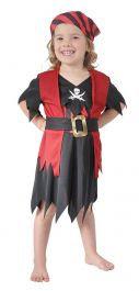Pirate Children Costume