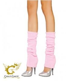 Plain Baby Pink Leg Warmer