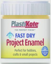 PlastiKote Fast Dry Enamel Brush On - Antique Gold - 59ml Bottle