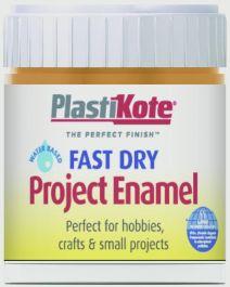PlastiKote Fast Dry Enamel Brush On - Copper - 59ml Bottle