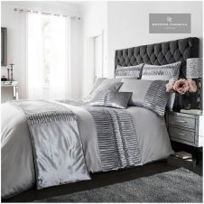 PORTO DUVET SET GREY