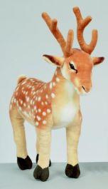 Premier Brown Standing Deer - 50cm