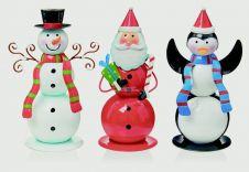 Premier Christmas Metal Ornaments - 20cm