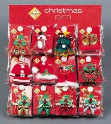 Premier Christmas Pins