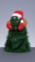 Premier Dancing Christmas Tree - 30cm