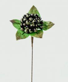 Premier Delarobia Pick Dark Grn - 10cm