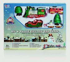 Premier DIY Puzzle Train Track - 39 Piece