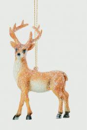Premier Glitter Reindeer Trim - 14cm