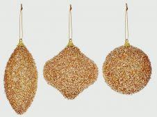 Premier Gold Bead Ball Onion Drop - 80-110mm Assorted