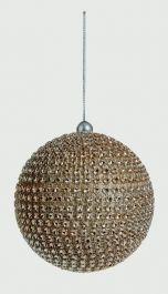Premier Gold Diamante Ball - 100mm
