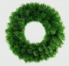 Premier Green Wreath - 50cm