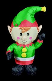 Premier Inflatable Elf - 1.1m
