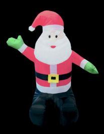 Premier Inflatable Santa - 80cm
