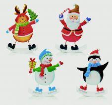 Premier Metal Winter Characters - 20cm