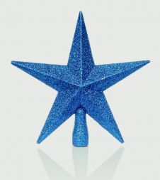 Premier Midnight Blue Tree Top - 20cm