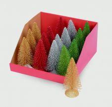 Premier Mini Glitter Tree - 15cm