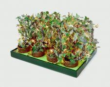 Premier Mini Plant In Burlap Vase - 30cm