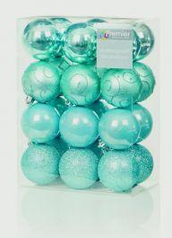 Premier Multi Finish Balls - 24x60 Ice Blue