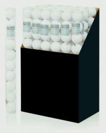 Premier Multi Finish Baubles 10 x 60mm - White
