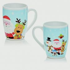 Premier Santa And Friends Mug
