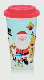 Premier Santa And Friends Travel Mug