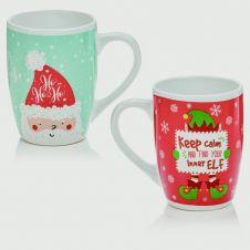Premier Santa Elf Mug