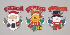 Premier Santa/Snowman/Reindeer - 26cm