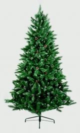 Premier Selwood Pine Tree With Cones - 2.1m